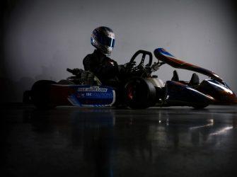 Lubrano MotorSport et le pilote Martin Le Guillois au studio