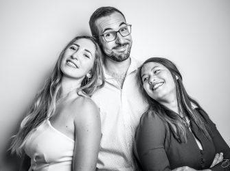 Portrait de famille, une idée cadeau géniale